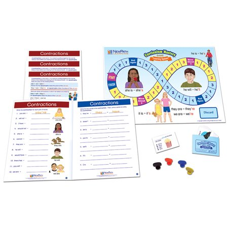 LANGUAGE ARTS LEARNING CENTERS CONTRACTIONS