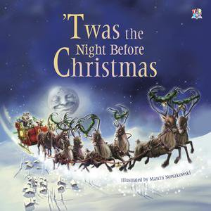Twas The Night Of Halloween (Twas the Night Before Christmas -)