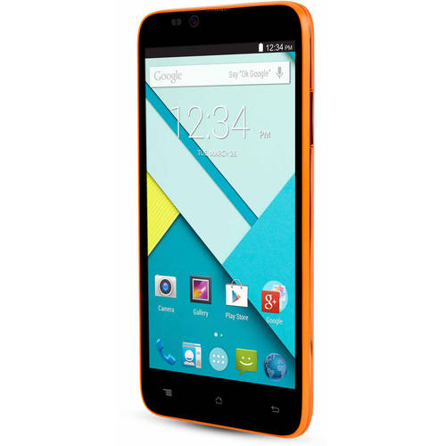 BLU DASH 5.5 D470u GSM Cell Phone (Unlocked)