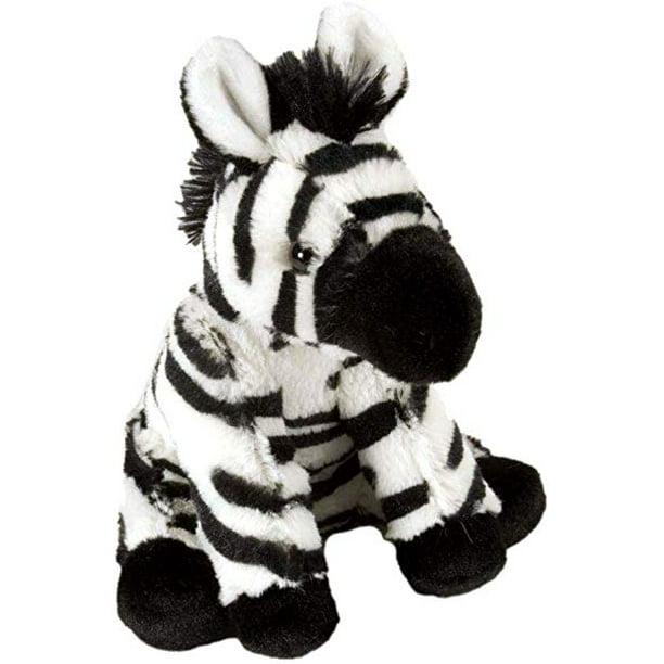 Wild Republic Zebra Baby Plush, Stuffed Animal, Plush Toy, Gifts for Kids, Cuddlekins 8 Inches
