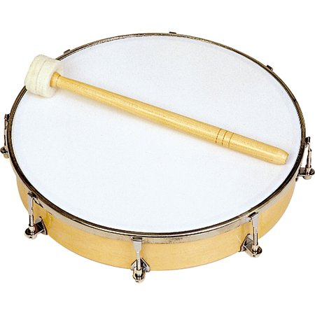 Rhythm Band Tunable Hand Drum 10 in.,