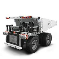 Xiaomi Mi Truck Builder Building Kit Toy Trucks for Boys & Girls, 2-in-1 Model Bulldozer Truck for Age 6+, 535 Pieces