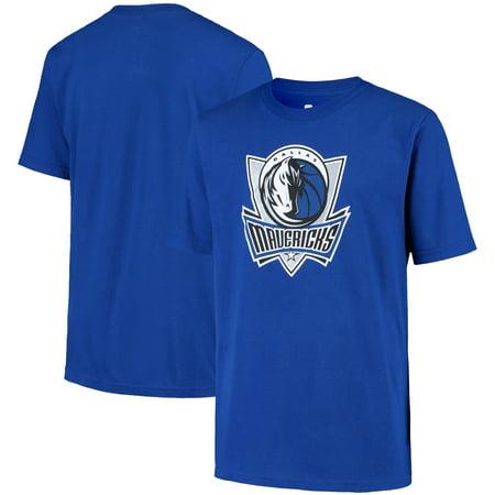 Dallas Mavericks Youth Primary Logo Team T-Shirt - Blue