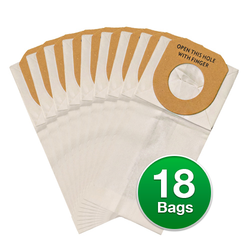 Replacement Vacuum Bags for Hoover Handivac I (1) & II(2)...