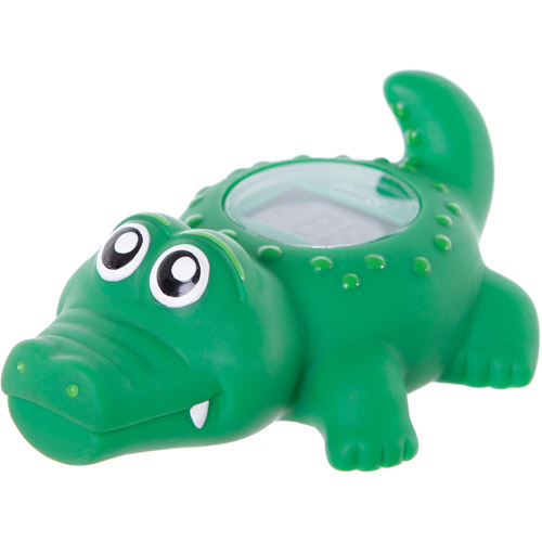 Dreambaby Room & Bath Thermometer, Crocodile