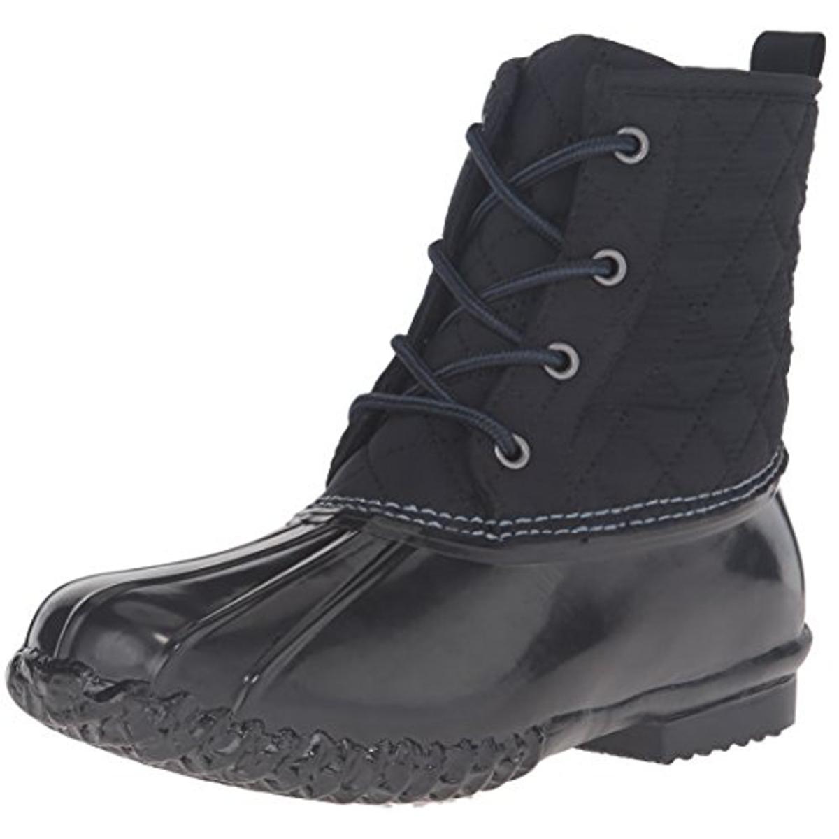 JBU by Jambu Womens Stefani Quilted Ankle Rain Boots by JBU by Jambu