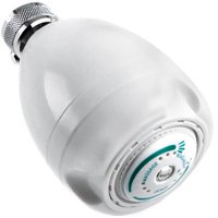 Niagara Earth Showerhead N2917 White
