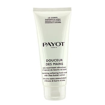 - Le Corps Douceur Des Mains Nourishing Softening Hand Cream With Shea Butter Extract  (Salon Size) 6.7oz