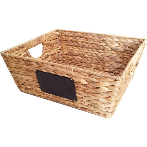 Better homes and gardens hyacinth medium taper basket for Better homes and gardens swimming pools