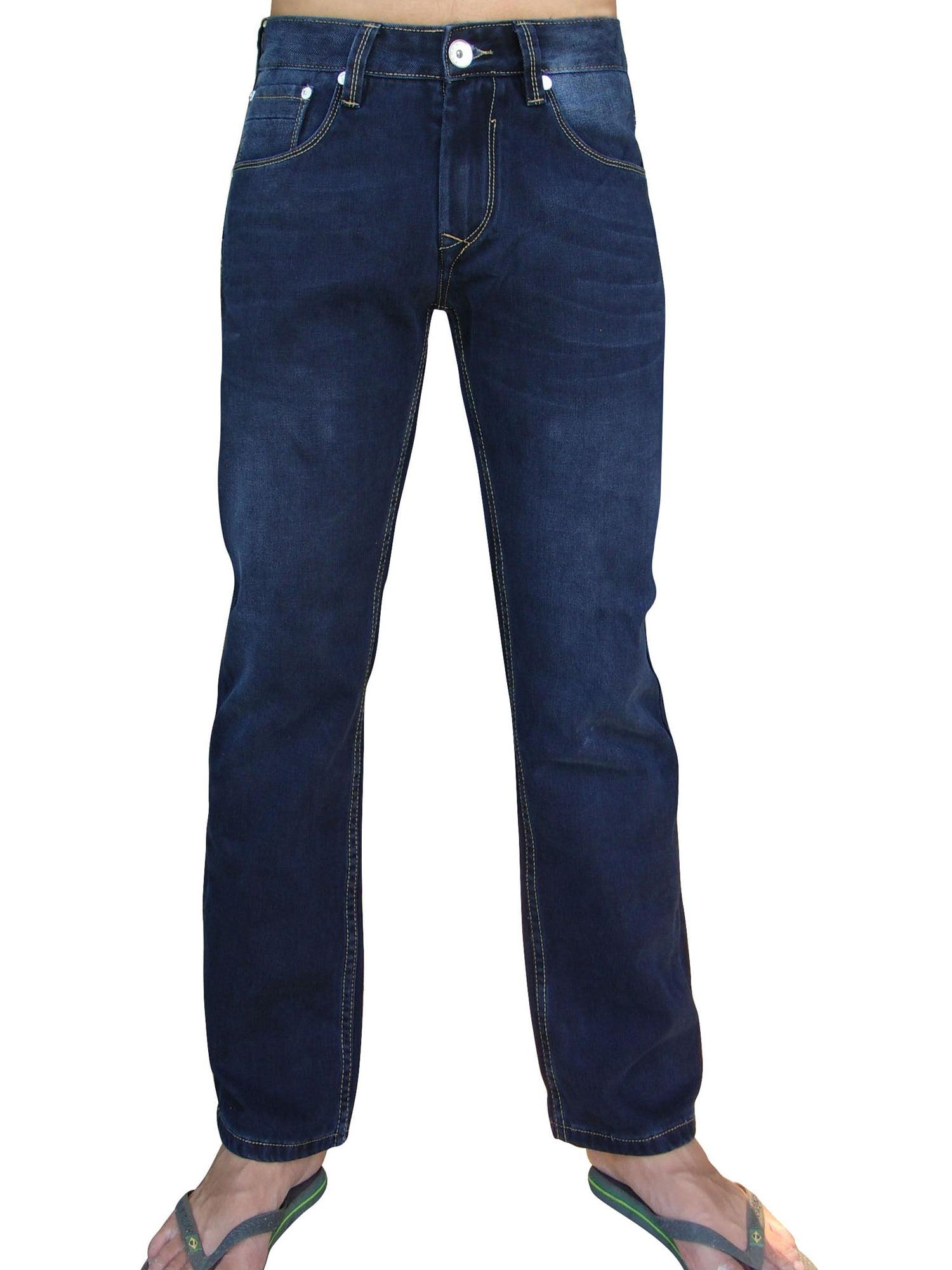 StoneTouch Men's Regular Fit Jeans 305-30s