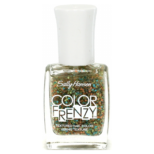 (3 Pack) SALLY HANSEN Color Frenzy Textured Nail Color - Paint Party