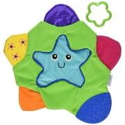 The First Years Star Teething Blanket 1 ea