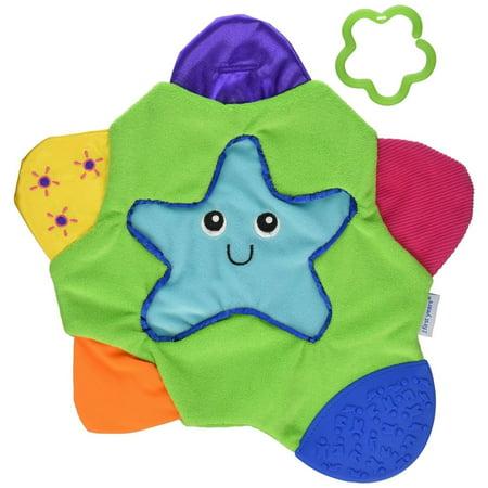 The First Years Star Teething Blanket, 1 ea