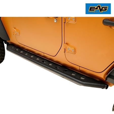 EAG Off-Road Tubular 3 Tube Rock Slider for 18-19 Jeep Wrangler JL 4