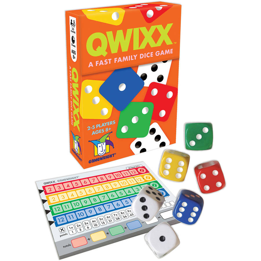 Qwixx: A Fast Family Dice Game