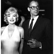 Marilyn Monroe and Arthur Miller Photo Print