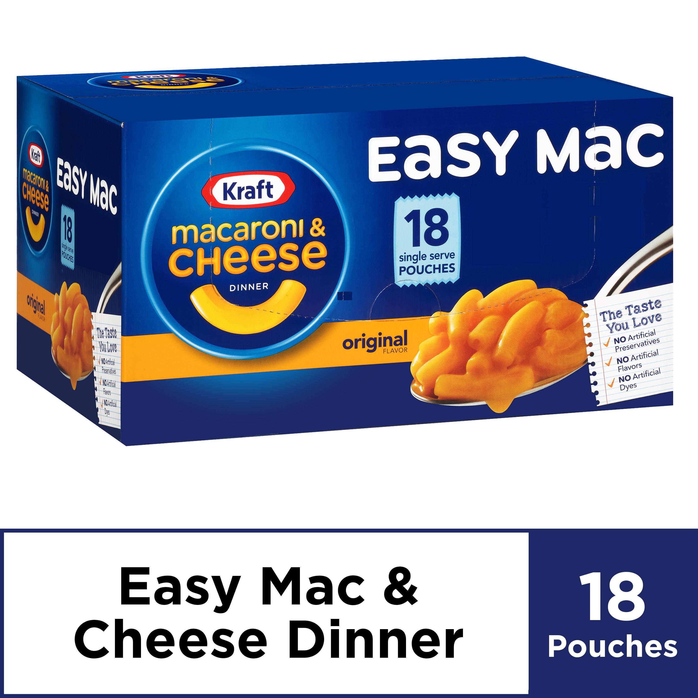 Kraft Easy Mac Original Flavor Single