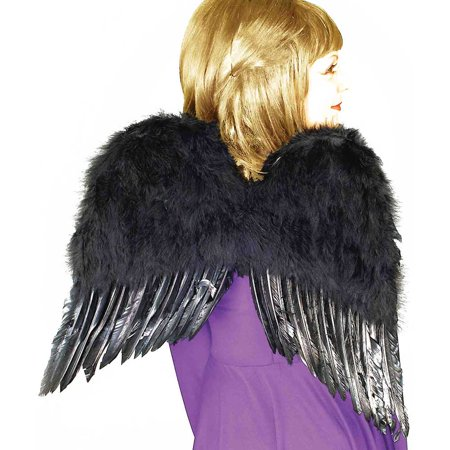 Black Feather Wings - Walmart.com