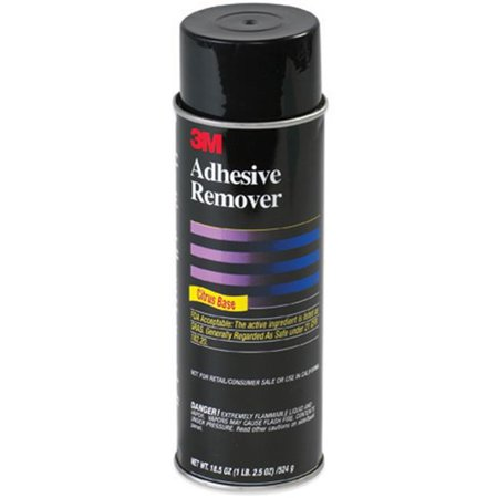 Box Partners ADH3M6041 3M- Adhesive Remover Citrus Based -