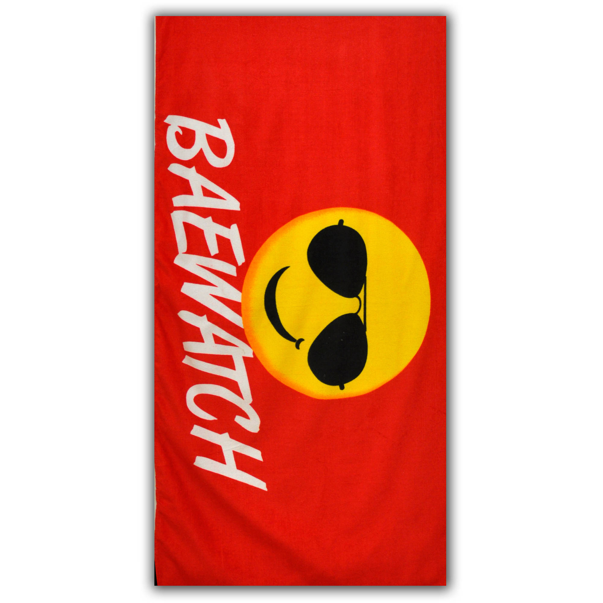 Emoji Pals Cotton Baewatch Beach Towel