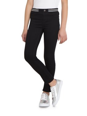 5161ec5712768 Product Image Rib Waist Skinny Jean (Little Girls & Big Girls)
