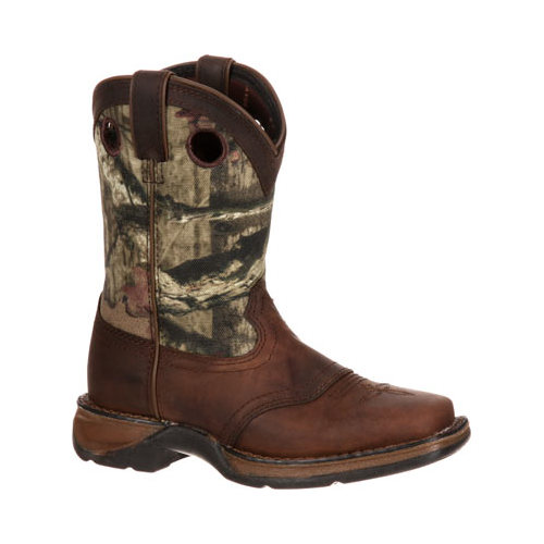 "Children's Durango Boot DBT0121 Lil' Rebel 8"" Saddle by Durango"