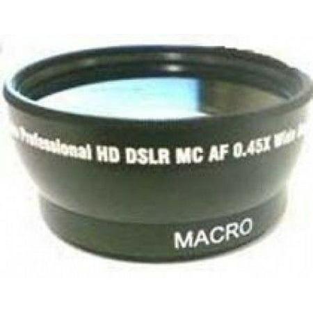 Wide Lens for Sony DCR-DVD100E, Sony DCRDVD100E, Sony DCR-DVD200E, Sony HDRXR100VE, Sony HDRXR100V Wide Lens for Sony DCR-DVD100E, Sony DCRDVD100E, Sony DCR-DVD200E, Sony HDRXR100VE, Sony HDRXR100VNot made by Sony