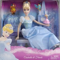 Disney Princess and Friends CINDERELLA Giftset (T1109)