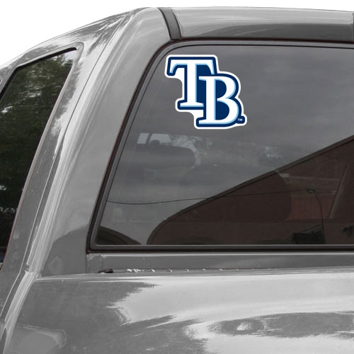 "Tampa Bay Rays WinCraft 8"" x 8"" Color Decal - No Size"