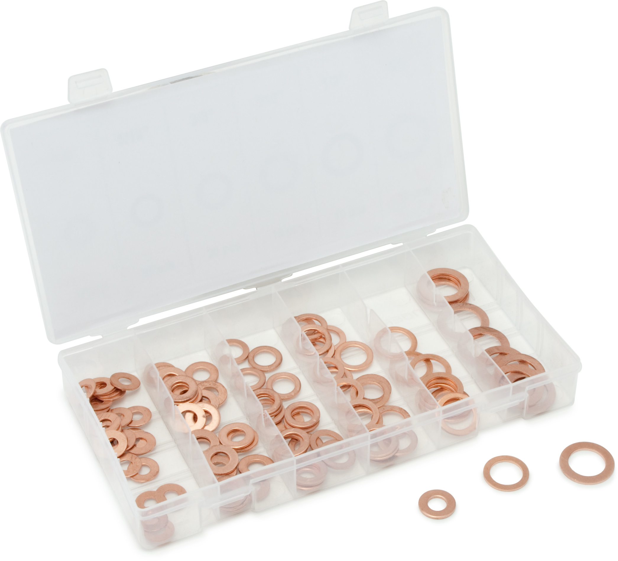 110 Pc. Copper Washer Assortment