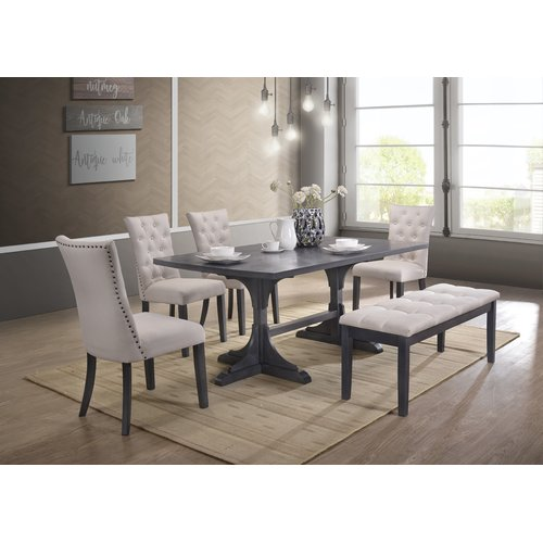 Darby Home Co Galena 6 Piece Dining Set