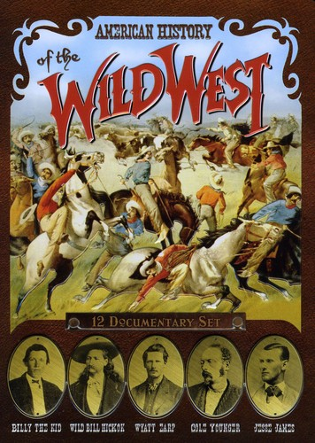 American History of the Wild West by Mill Creek