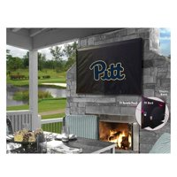 NCAA TV Cover by Holland Bar Stool, 50''-56'' - Pittsburgh Panthers