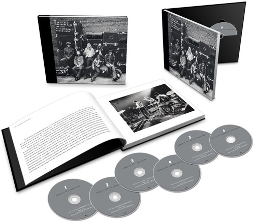 The All Man Brothers Band - The 1971 Fillmore East Recordings (6CD)