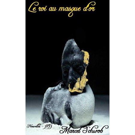 Le roi au masque d'or - eBook - Le Masque D Halloween Film