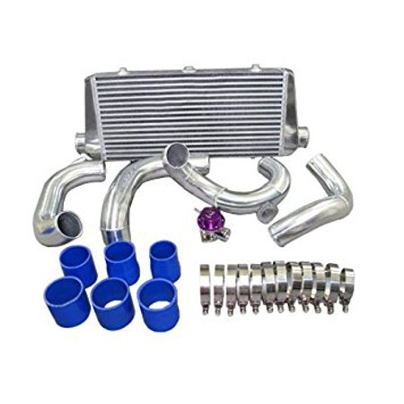 Intercooler Kit BOV For 89-99 240SX S13 SR20DET Swap Top Mount Turbo
