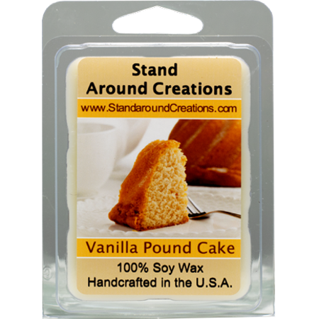 Pound Cake Trifle (VANILLA POUND CAKE WAX MELT)