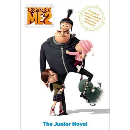 Despicable Me 2: The Junior Novel by