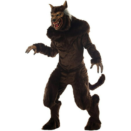 Halloween Werewolf Costumes For Kids (Deluxe Werewolf Adult Halloween)