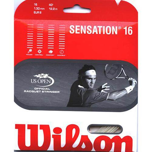Wilson Sensation 16G Tennis String