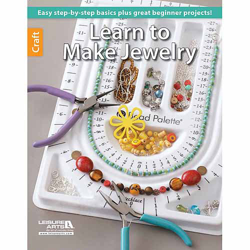 Leisure Arts, Learn to Make Jewelry