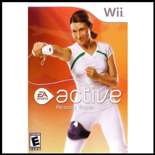 Ea Sports Active 2 Personal Trainer (Wii) - Pre-Owned - Game Only
