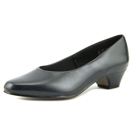 Soft Style by Hush Puppies Angel II Women  Round Toe Synthetic Blue Heels