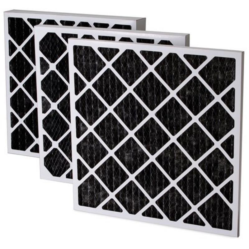 Clear the air 16x25x1 Odor Eliminating Merv 8 Furnace Fil...