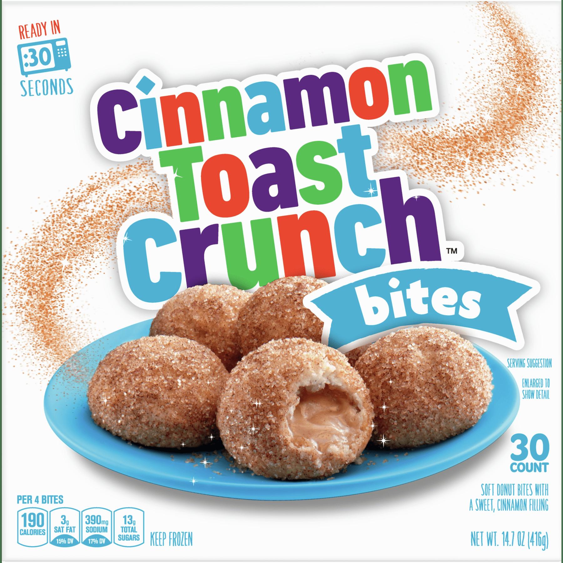 Cinnamon Toast Crunch Microwaveable