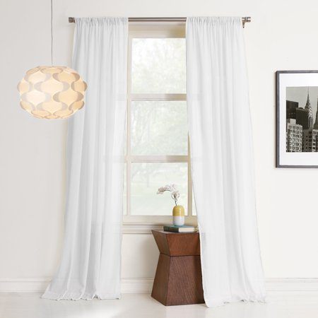 No. 918 Brayden Cotton Gauze Curtain (Organic Cotton Drapes)