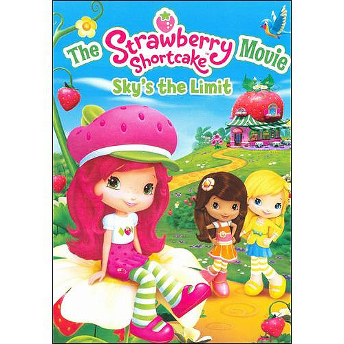 Strawberry Shortcake Movie: The Sky's The Limit (Widescreen)