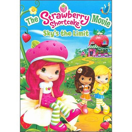 Strawberry Shortcake Berry Hi Tech Fashion