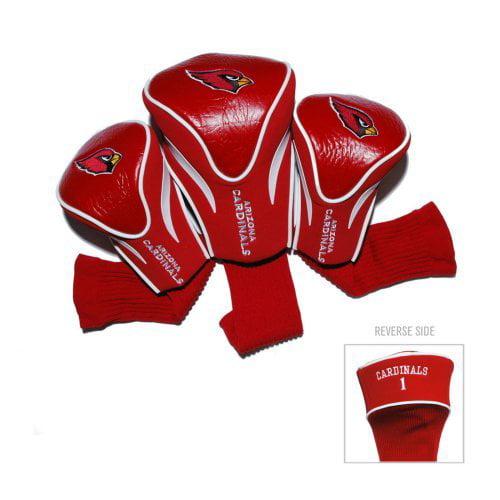 Team Golf NFL Atlanta Falcons 3 Pack Contour Head Covers