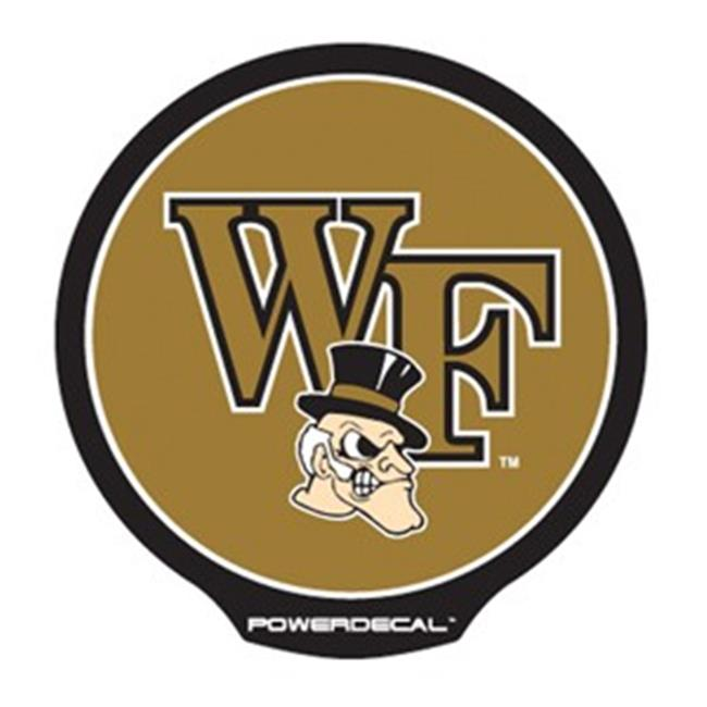 AXIZ GROUP PWR130301 LED Light-Up Decal Wake Forest